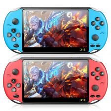 X12 PLUS Handheld Game Console 8GB Built-in 2000 Games for PSP Game Player H1