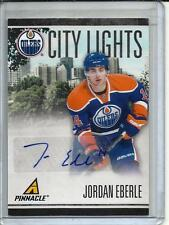 Jordan Eberle 10/11 Pinnacle Autograph #075/100