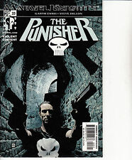 The Punisher-Vol 4 Issue 23-Marvel Comic