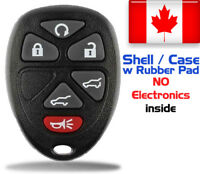1x New Replacement Keyless Remote Key Fob For GMC Chevy Cadillac - Shell Only
