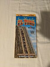 El Toro Coaster Dynamix Six Flags Great Adventure Brand New