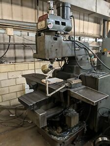 XYZ CNC 5000 Milling Machine.