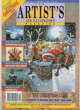 (HW26) The Artist's & Illustrator's Magazine - December 1991, Issue 63