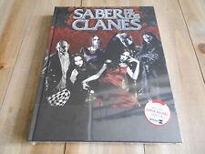 Vampiro 20 Aniversario - Saber de los Clanes DELUXE - juego rol Nosolorol - V20