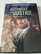 Luke Perry Dvd Goodnight for justice in lingua inglese.