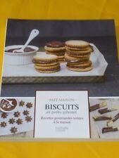 Biscuits et petits gâteaux, Emilie Perrin, Hachette cuisine, 9782012308435