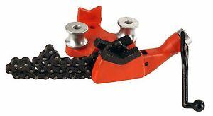 Toledo Pipe BC 610 Heavy Duty Screw Bench Chain Vise fits RIDGID® 40210 BC510