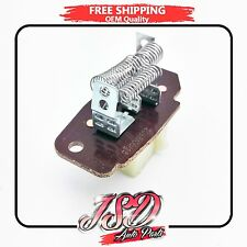 New Blower Motor Resistor AC Heater For Ford E-150 E-250 E-350 E-450 Excursion