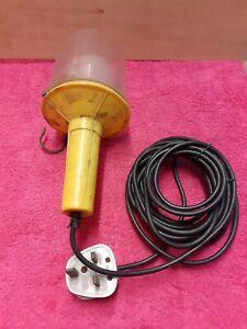 Plastic Inspection Lamp 240v