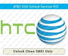 UNLOCK AT&T HTC All Models Clean IMEI