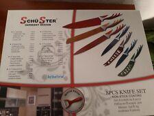 Set 7 coltelli (senza pelapatate) - 7 knife set