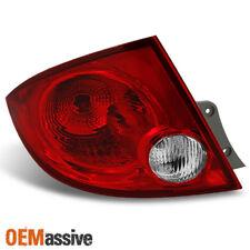 05-10 Cobalt 05-06 Pursuit 07-08 G5 Sedan Red Driver Left Side Tail Light Lamp