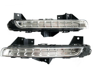 2X NEW BLINKER LED TFL DAYTIME RUNNING LIGHT PORSCHE PANAMERA 970 970631245