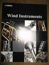 Yamaha Wind Instruments catalog