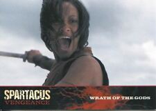 Spartacus Vengeance Episode Synopsis Base Card E29