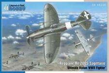"SPECIAL HOBBY 48206 Reggiane re.2005 Sagittario ""ITALIAN WWII Fighter"" in 1:48"