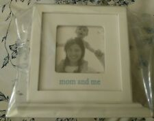 New Pottery Barn Kids MOM & ME FRAME & pencil pen Cup birthday