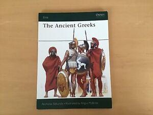 OSPREY - ELITE - THE ANCIENT GREEKS