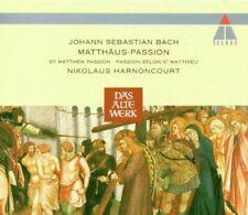 Johann Sebastian Bach - St Matthew Passion - 3 CD - Box Set