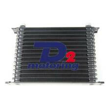 Universal 15Row 10AN Racing engine Transmission Oil Cooler