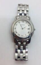 Gucci 5500M Stainless Steel Quartz Men's Watch