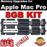 8GB (2x 4GB) DDR2 667MHz FB-DIMM Apple Mac Pro 2006 Dual Core Memory SALE 50% UK