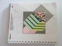 Original 1982 Apple II Applesoft BASIC Programmer's Reference Volume 1