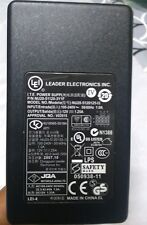 Leader Electronics Power Supply Only!12v Power Supply model no - Nu20-5120125-13