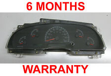 99 00 01 02 Ford F150/250/350 Pickup Expedition Instrument Cluster NO TACHO