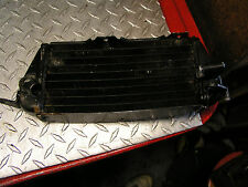 KTM 250 1986 KTM250 86 RADIATOR RIGHT