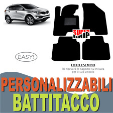 PER KIA SPORTAGE (3) TAPPETINI AUTO SU MISURA IN MOQUETTE CON BATTITACCO | EASY