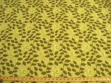 1.75 yd Vine Floral Tapestry Upholstery Fabric r8592