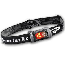 PRINCETON TEC REMIX WHITE HEAD TORCH WITH RED LED ULTRA BRIGHT