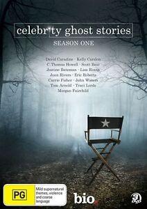 Celebrity Ghost Stories : Season 1 LIKE NEW