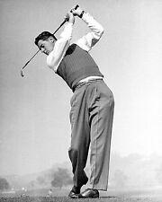 Cary Middlecoff 1940's follow-thru photograph