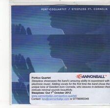 (DK693) Portico Quartet, Sleepless ft Cornelia - 2012 DJ CD