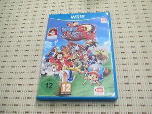 One Piece Unlimited World Red für Nintendo Wii U *OVP*