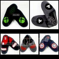 Boys Slippers Anthony UK Size 4-10s