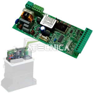 Central Electronic Board faac 780D 7909212 Automation Sliding 746-844