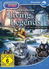 Living Legends: Die Rache des Biests - Sammleredition PC Neu & OVP