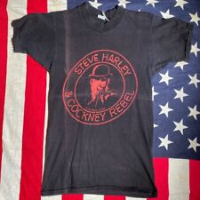1975 Vintage Steve Harley Tour Shirt.