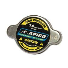 Apico Racing MX Radiator Cap - CRF/KXF/RMZ/YZF - 1. Bar
