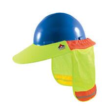 Fr Fire Retardant Treated Hard Hat Visor And Neck Shade 396 801fr Yel