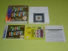 Super Breakout PAL OVP CIB GBC GameBoy Color !!!