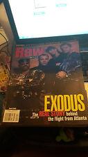 WWE WWF Raw wrestling magazine April 2000 back issue