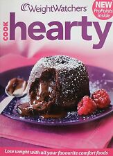 Weight Watchers Cook Hearty Large Paperback * Like New *  20% Bulk Book Discount