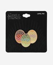 Dragon Eggs Enamel Pin Hbo Game of Thrones