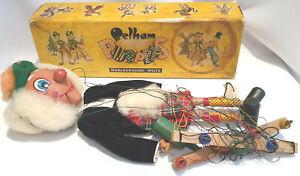 *Rare Vintage McBoozle Pelham Puppet in Yellow Box*