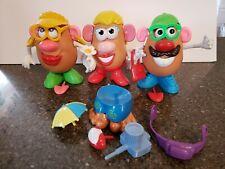 Mr and mrs Potato head lot