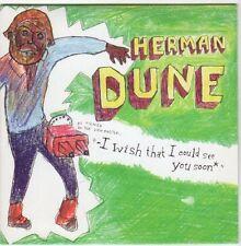 (EM972) Herman Dune, I Wish That I Could See You Soon - 2007 DJ CD